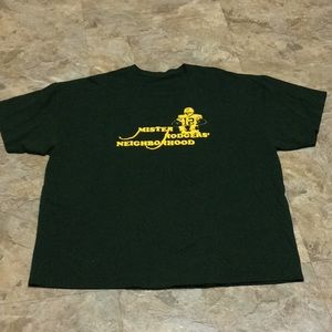 Green Bay Packers Mr. Rodgers Neighborhood T-shirt